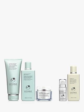 Liz Earle Cleanse & Polish™ 200ml, Instant Boost™ Skin Tonic and Moisturiser Bundle with Gift
