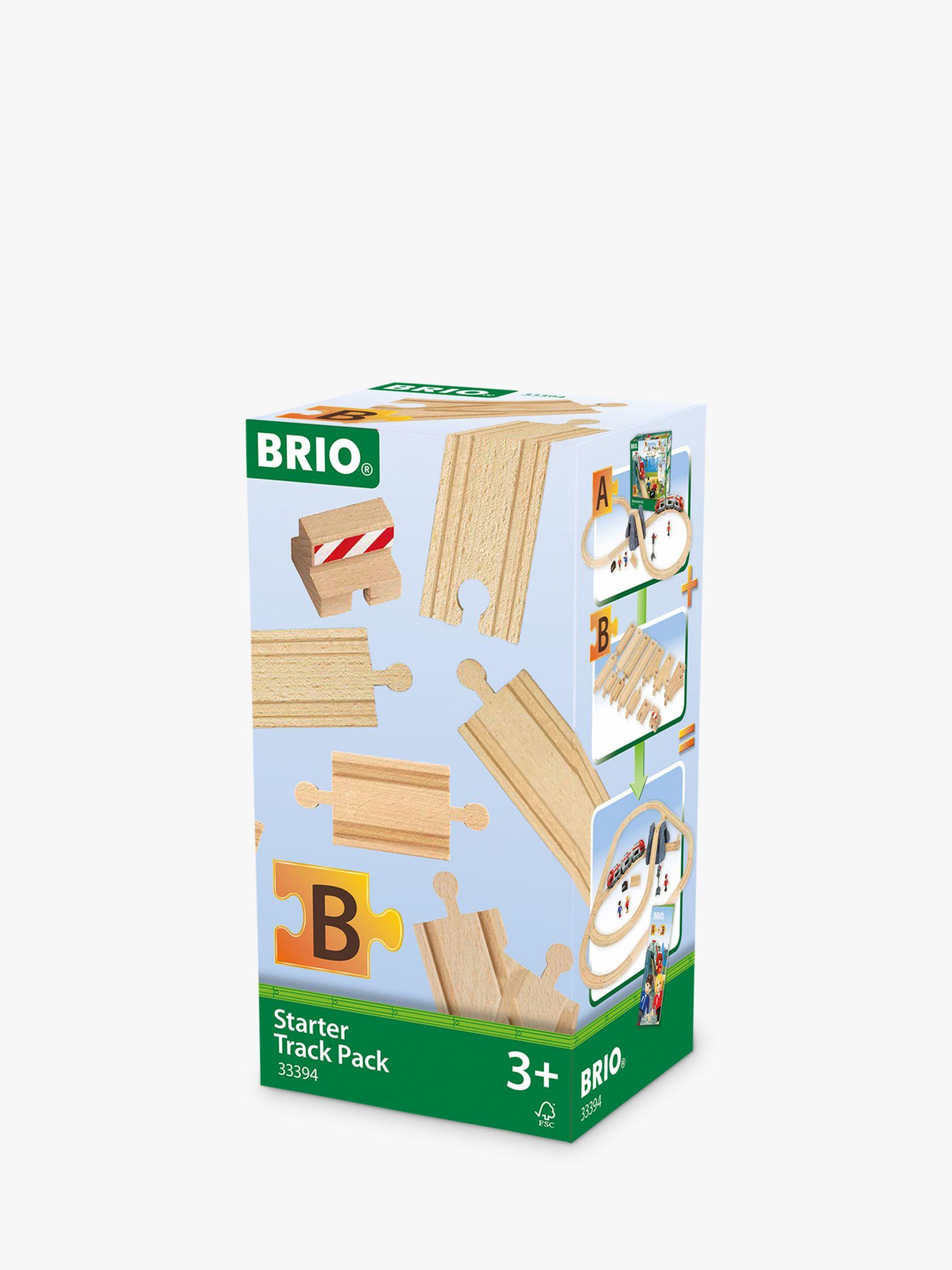 BRIO BRIO Wooden Railway Starter Pack B