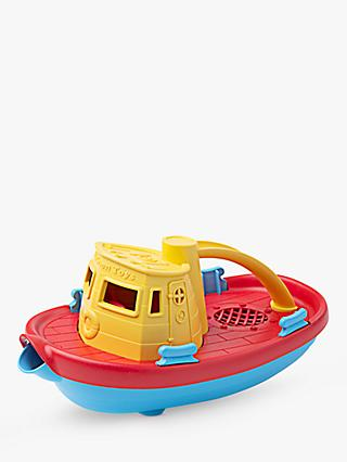 Green Toys Bathtime Tugboat