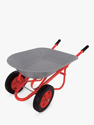 Bigjigs Toys Children's Garden Wheelbarrow