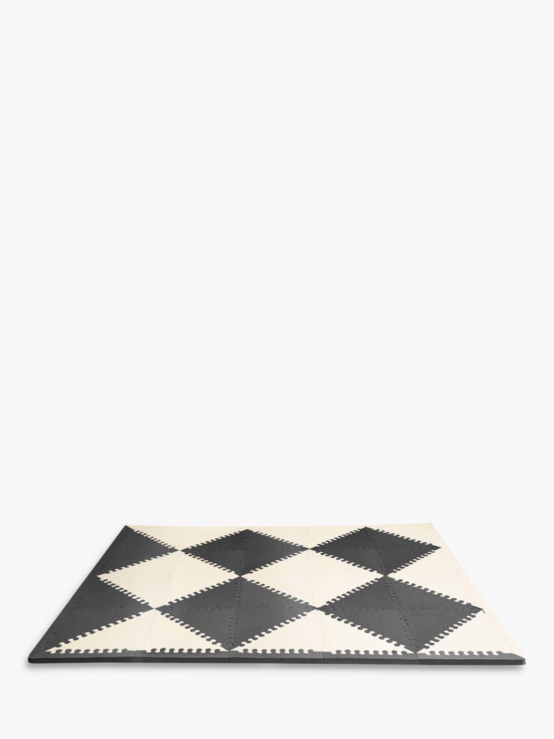 Skip Hop Skip Hop Playspot Foam Floor Tiles, Black
