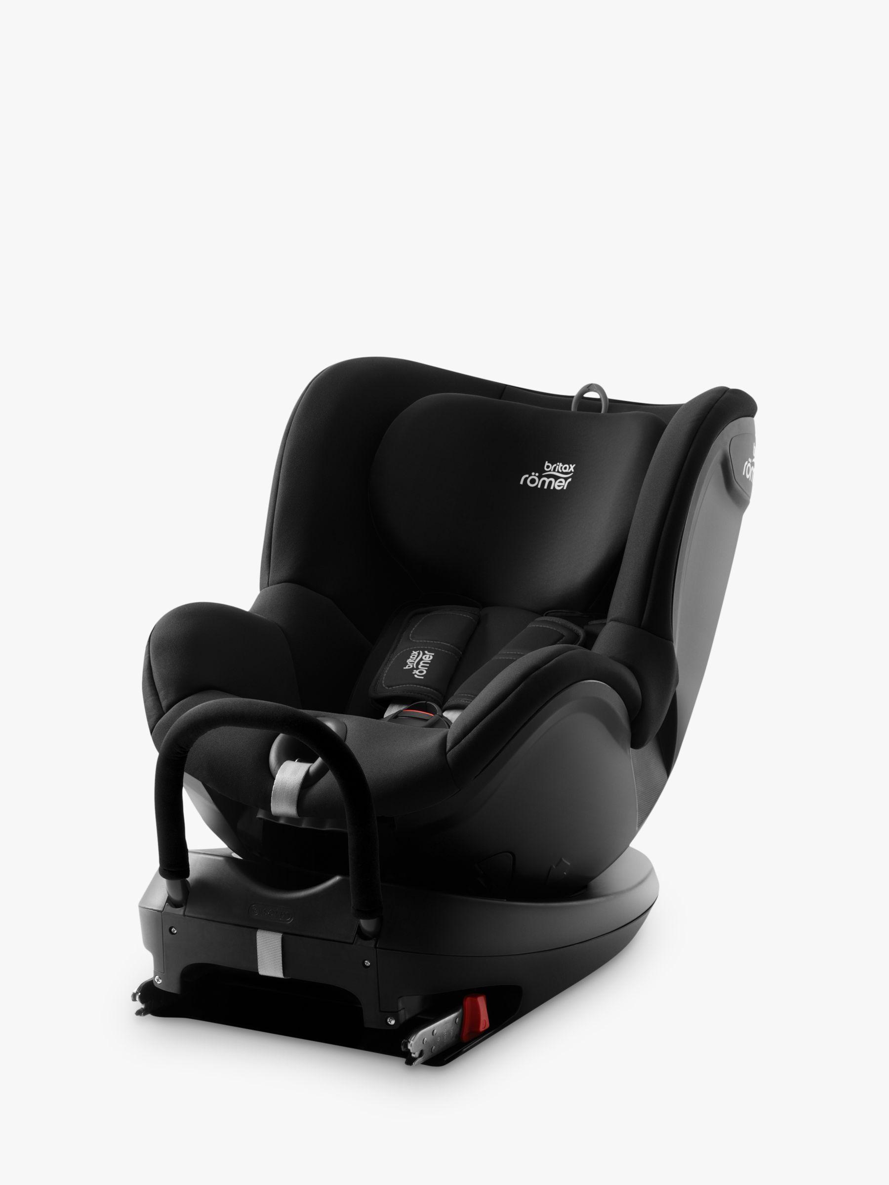 Britax Britax Römer Dualfix 2 R Group 0+/1 Car Seat, Cosmos Black