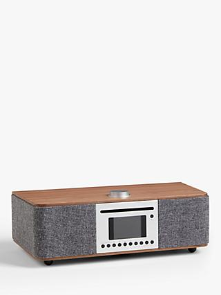 John Lewis & Partners Tenor Hi-Fi Music System with DAB/DAB+/FM/Internet Radio with CD & Wireless Connectivity
