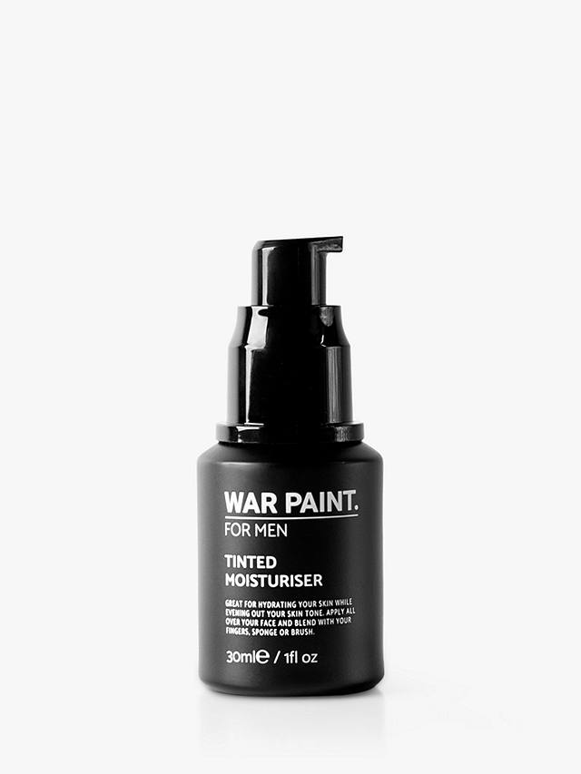 Buy War Paint for Men Tinted Moisturiser, Tan Online at johnlewis.com
