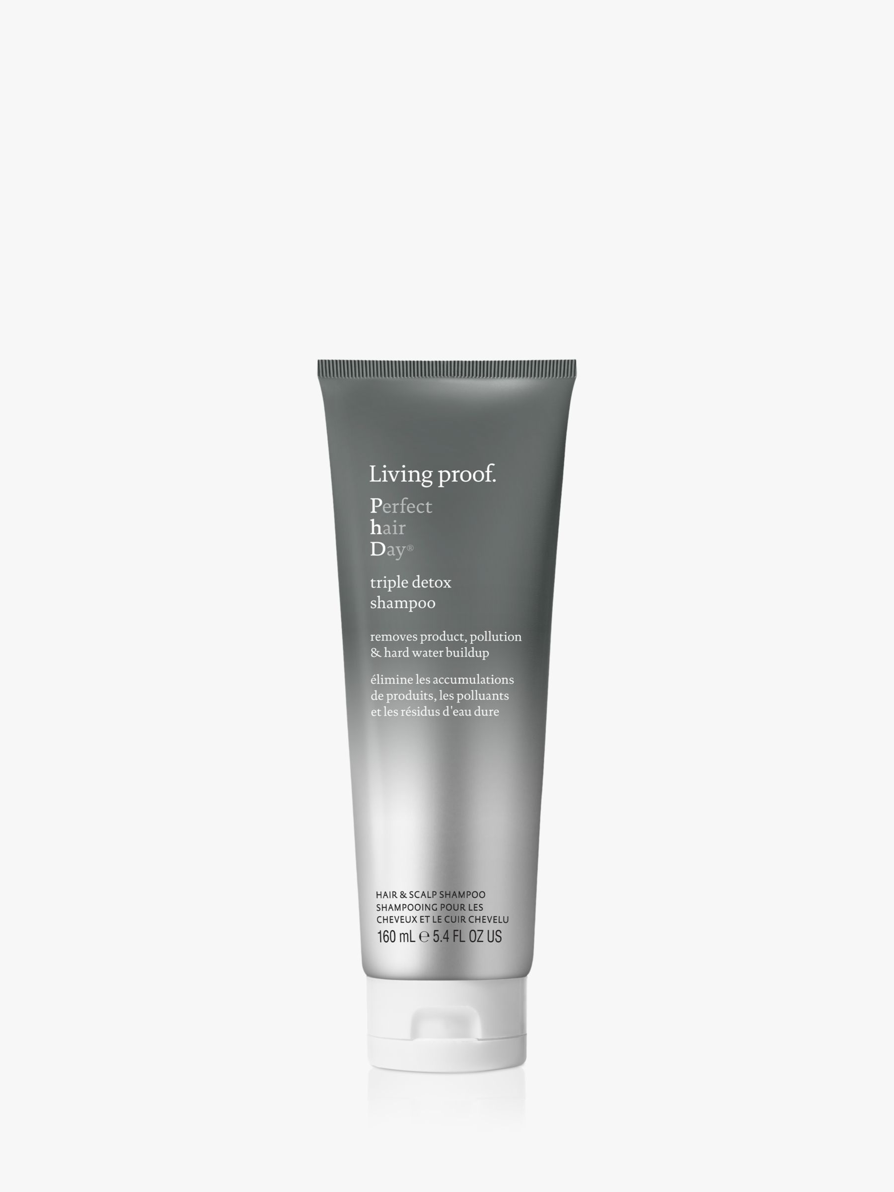 Living Proof Living Proof Perfect Hair Day Triple Detox Shampoo, 160ml