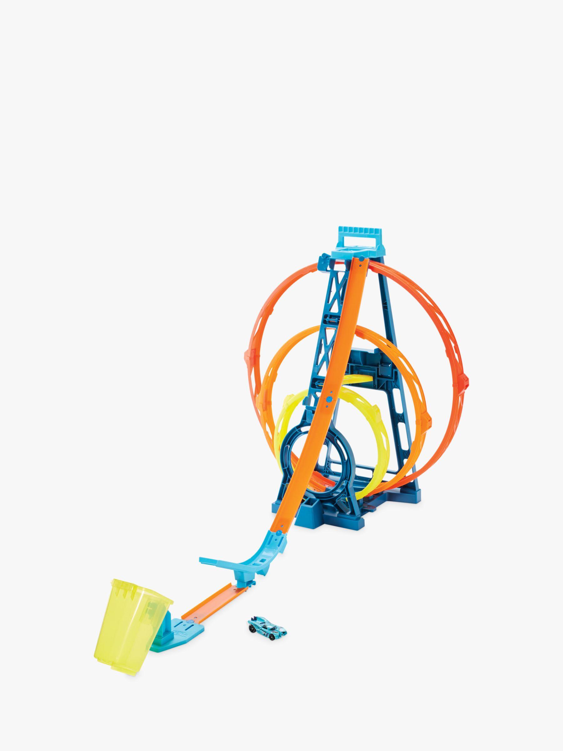 Hot Wheels Hot Wheels Track Builder Unlimited Triple Loop Kit