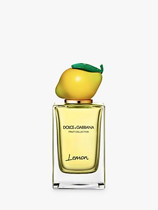 Dolce & Gabbana Fruit Collection Lemon Eau de Toilette, 150ml