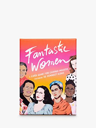 Laurence King Publishing Fantastic Women Top Trumps Cards