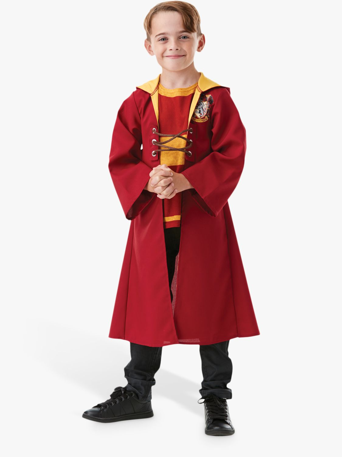 Large Harry Potter Quidditch Robe Toys Games Costumes