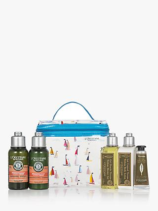 L'Occitane Travel Delights Collection Bodycare Gift Set