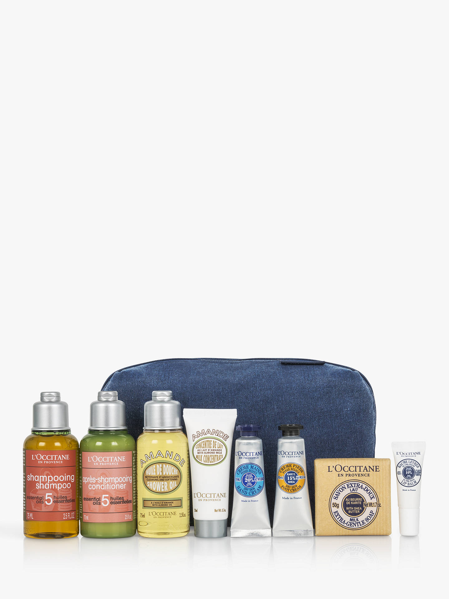 Buy L'Occitane Collection Voyage Bodycare Gift Set Online at johnlewis.com