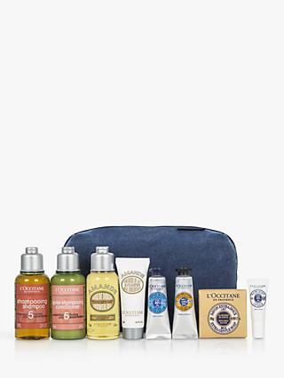 L'Occitane Collection Voyage Bodycare Gift Set