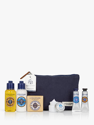 Buy L'Occitane Shea Butter Collection Bodycare Gift Set Online at johnlewis.com