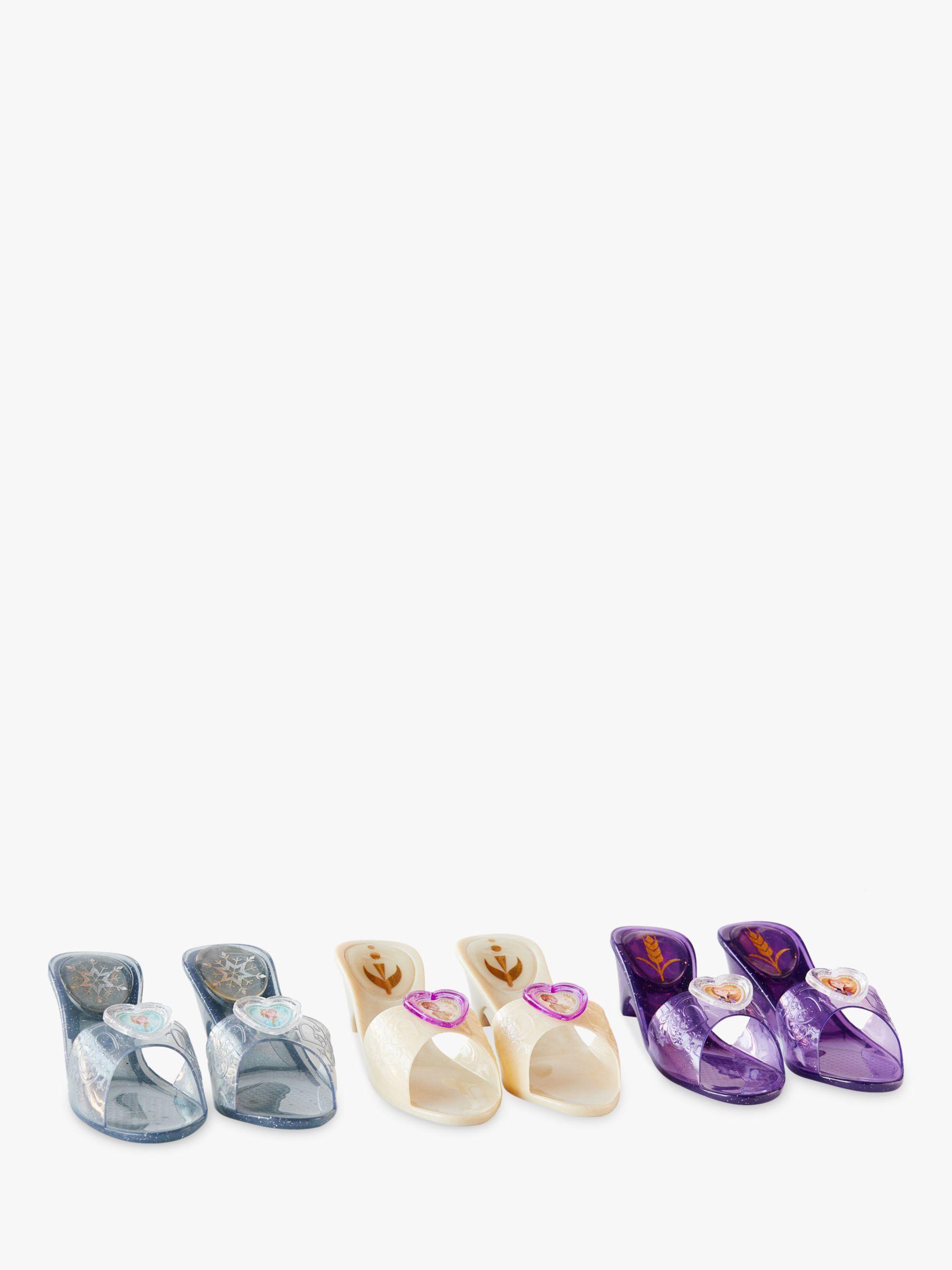 Rubies Disney Frozen Children's Jelly Shoes