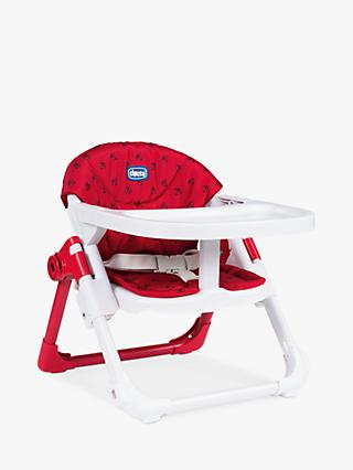 Chicco Chairy Ladybird Booster Seat, Red