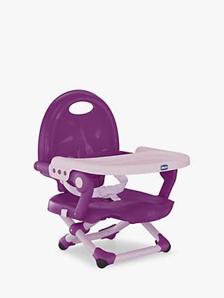 Chicco Pocket Snack Highchair, Purple