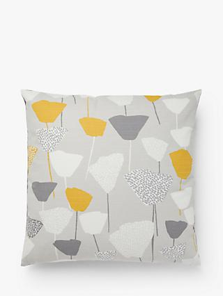 John Lewis & Partners Elin Cushion, Yellow