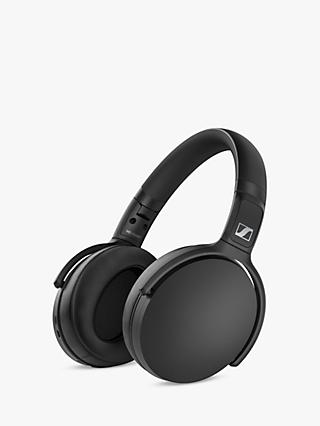 Sennheiser HD 350BT Bluetooth Over-Ear Headphones with Mic/Remote