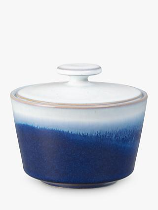 Denby Blue Haze Sugar Bowl & Lid, 250ml