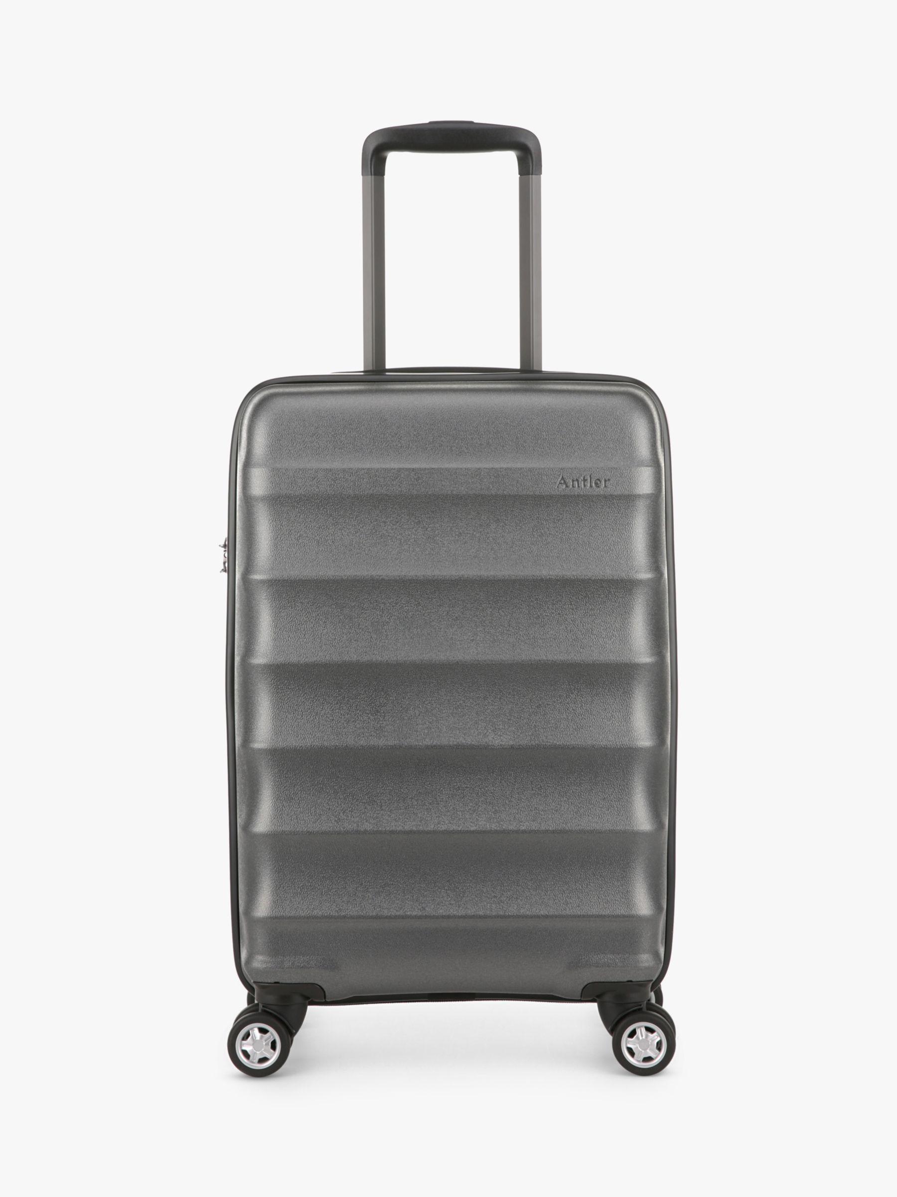 Antler Antler Juno Metallic DLX 4-Wheel 56cm Expandable Cabin Case