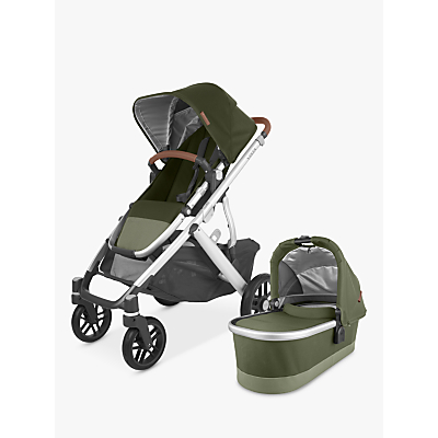 Uppababy Vista Pushchair and Carrycot – Hazel