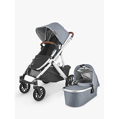 Uppababy Vista Pushchair and Carrycot – Gregory