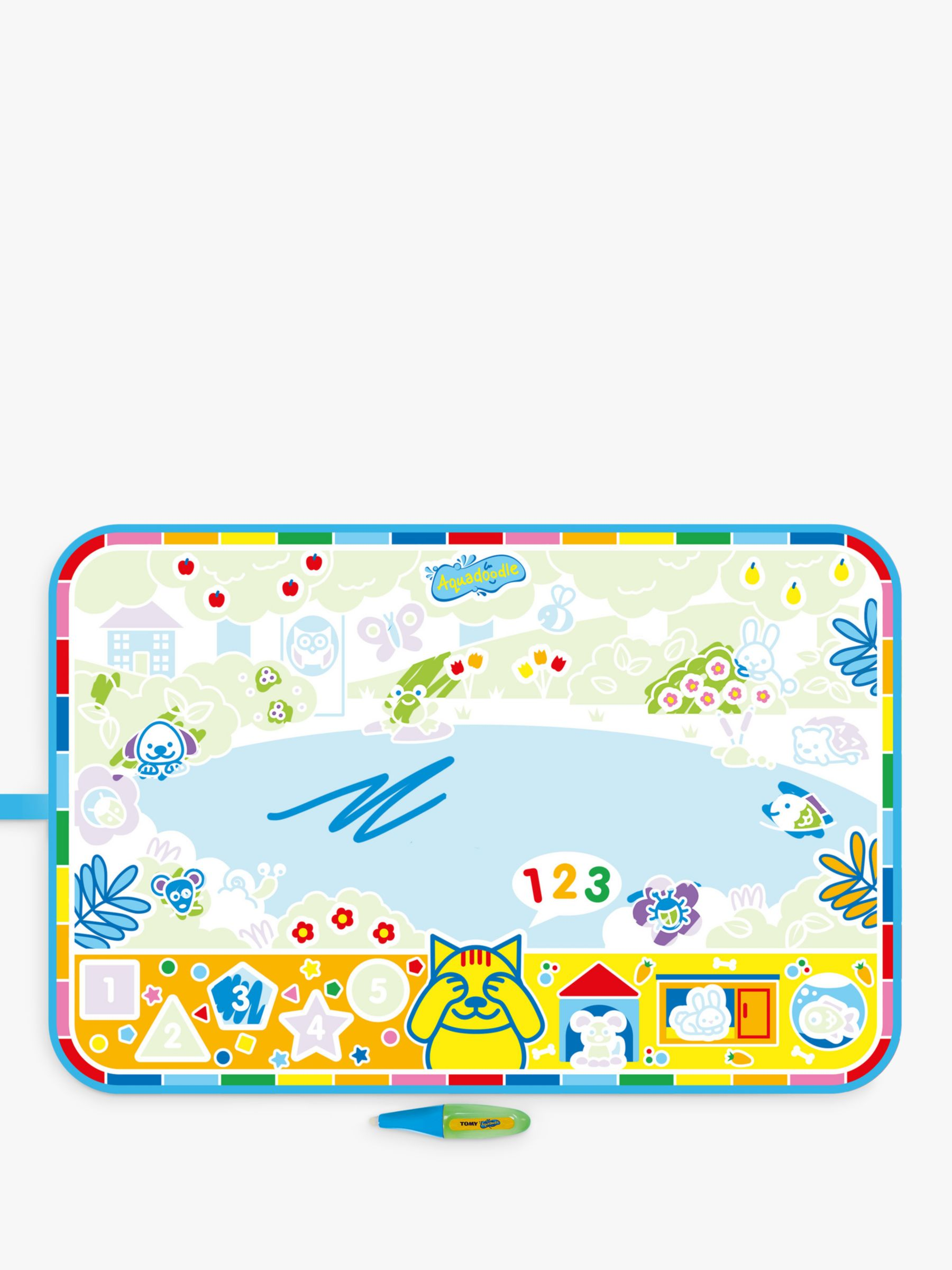 Tomy Aquadoodle My First Discovery Board