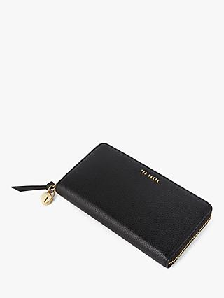 Ted Baker Juliza Leather Zip Around Purse