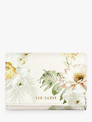 Ted Baker Wenelle Leather Mini Purse, Light Pink