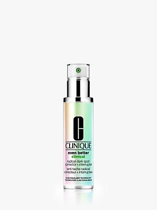 Clinique Even Better Clinical Radical Dark Spot Corrector + Interruptor