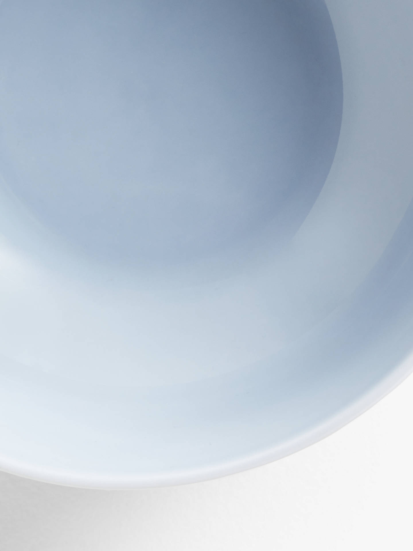 Buy Design Project by John Lewis No.098 Cereal Bowl, 16cm, Blue Online at johnlewis.com