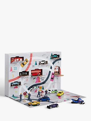 John Lewis & Partners City Vehicles and Accessories Advent Calendar