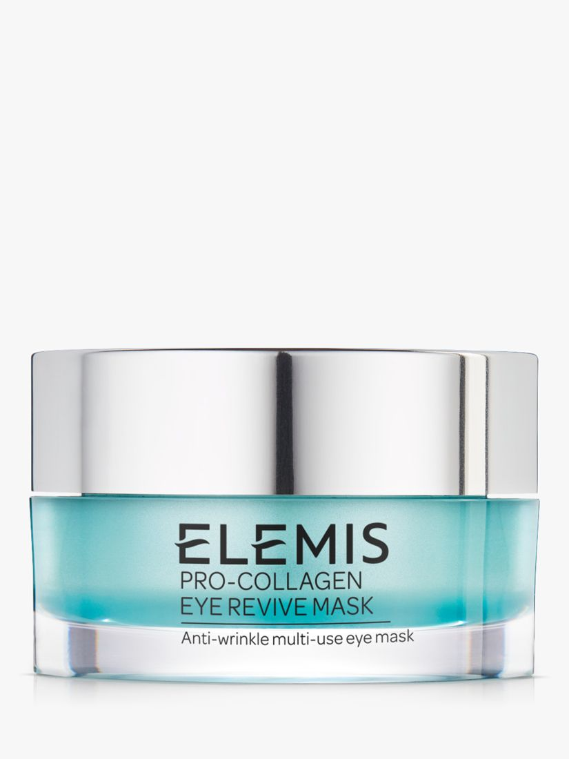Buy Elemis Pro-Collagen Eye Revive Mask, 15ml Online at johnlewis.com
