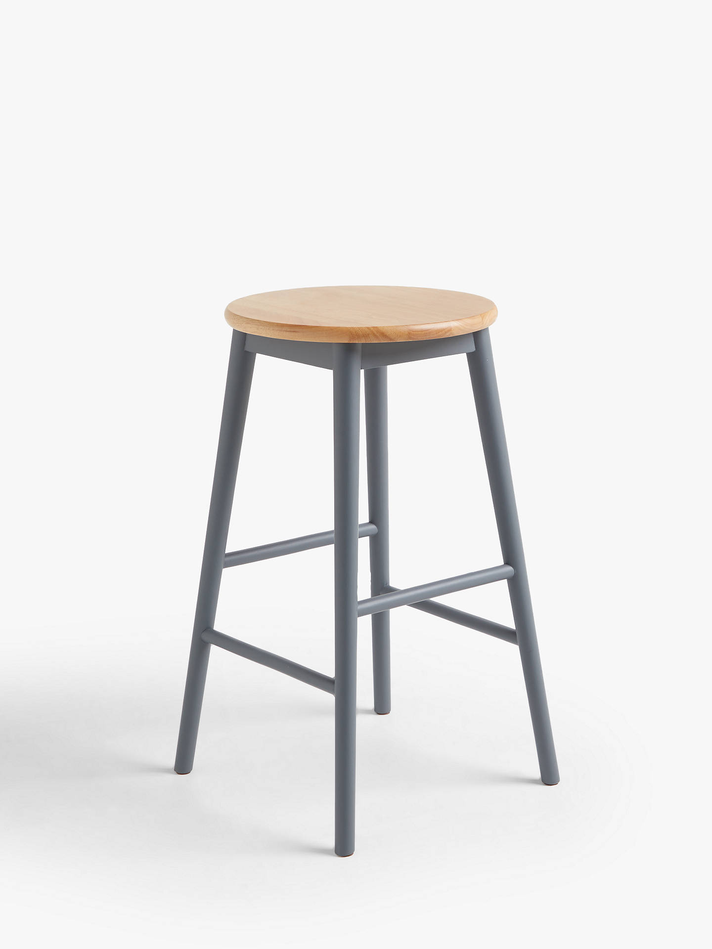 john lewis  partners adler bar stools set of 2 dark