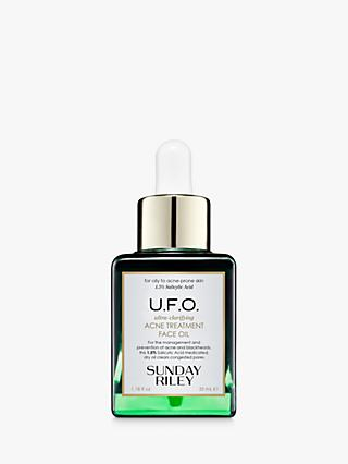 Sunday Riley U.F.O. Ultra Clarifying Treatment Face Oil