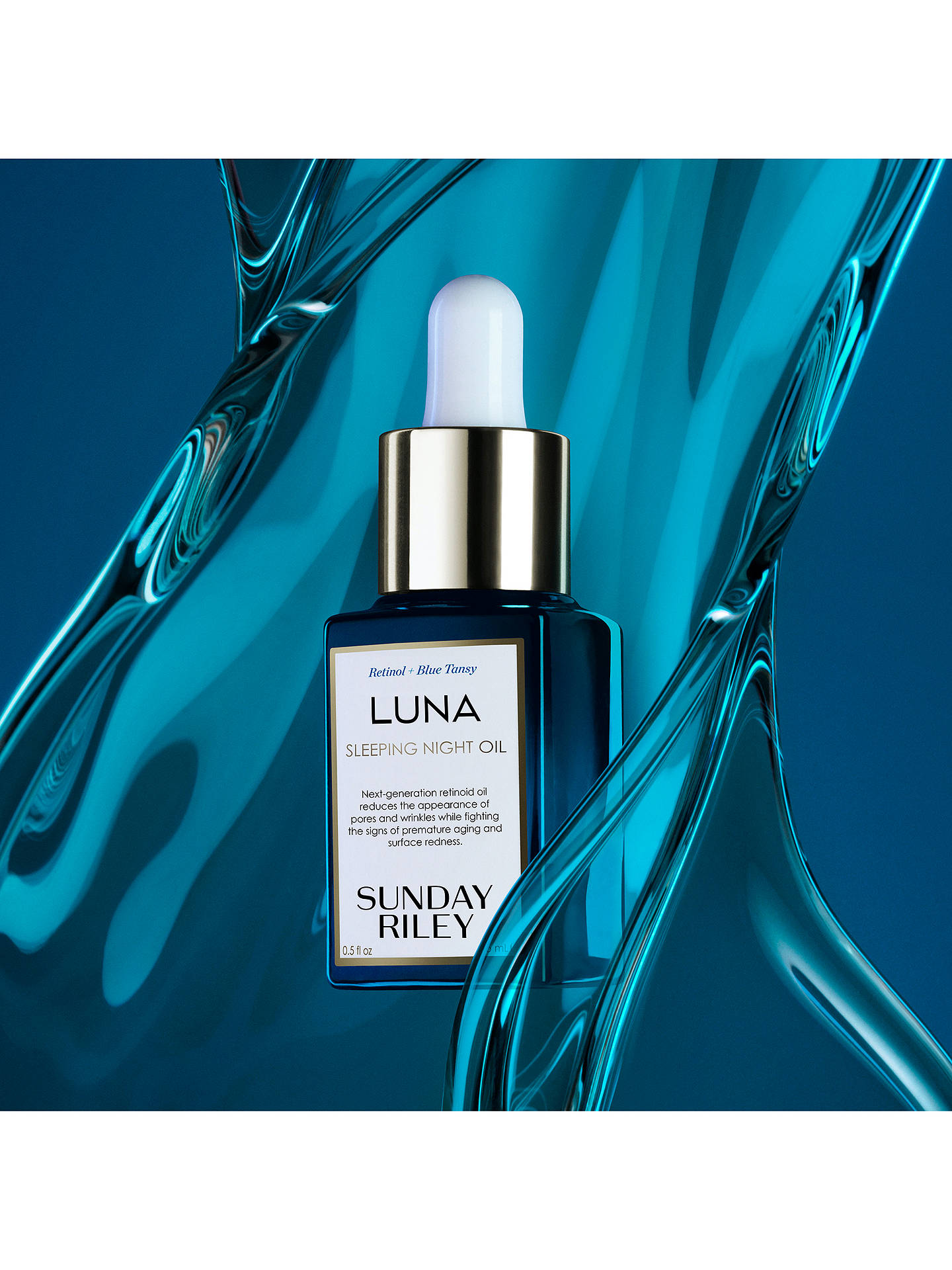 Sunday Riley Luna Sleeping Night Oil At John Lewis Partners