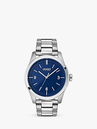 HUGO Men's Create Bracelet Strap Watch
