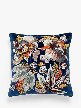 John Lewis & Partners Archive Floral Cushion