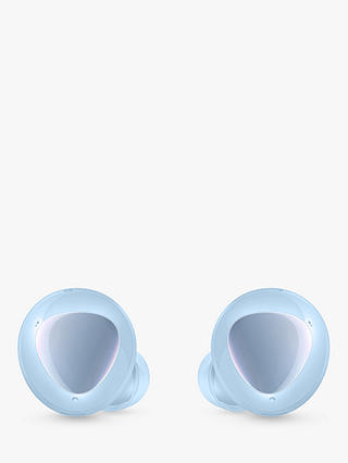 Buy Samsung Galaxy Buds+ with Qi Wireless Charging, Blue Online at johnlewis.com