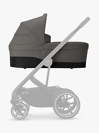 Cybex Cot S Balios S and Eezy S Twist Compatible Carrycot, Soho Grey