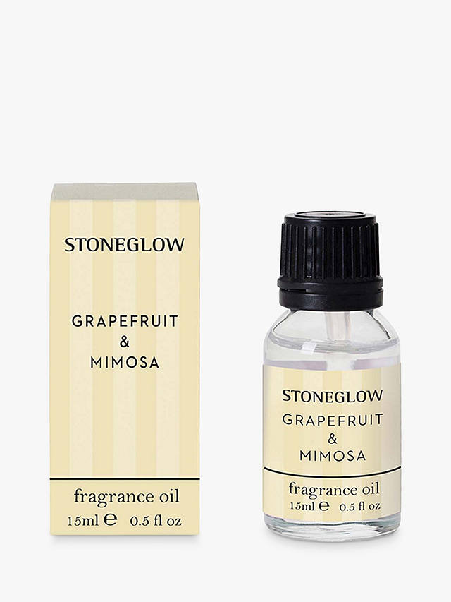 Buy Stoneglow Modern Classics Grapefruit & Mimosa Diffuser Oil, 15ml Online at johnlewis.com