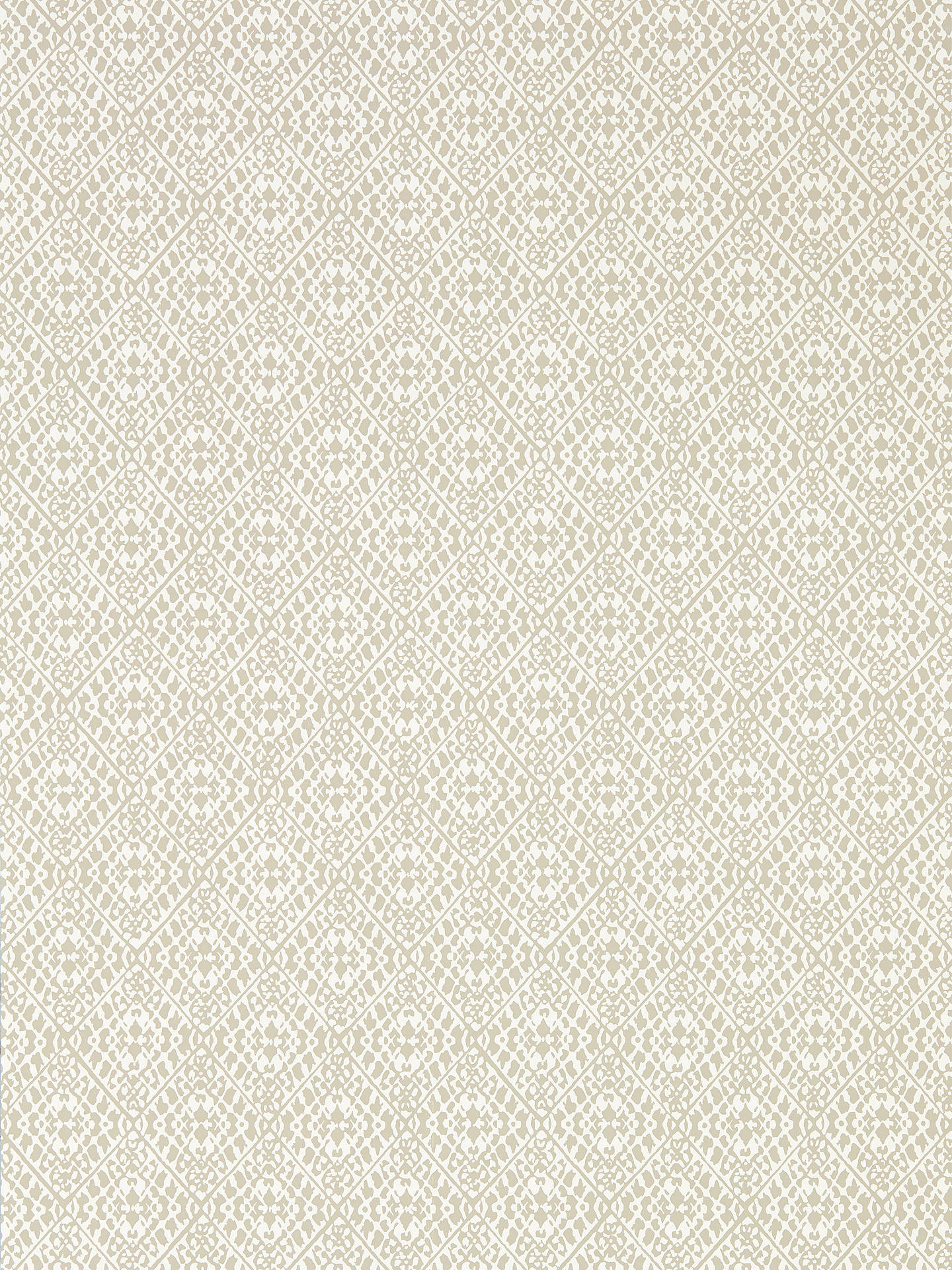 Buy Sanderson Pinjara Trellis Wallpaper, DCPW216784 Online at johnlewis.com