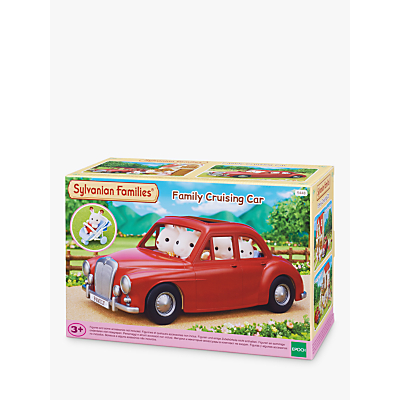Sylvanian Families Family Cruising Car Set