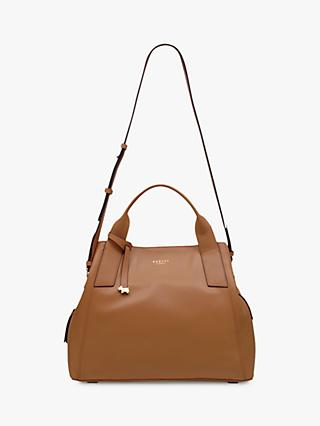 Radley Baylis Road Medium Leather Zip Top Multiway Bag