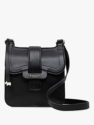 Radley Devonport Mews Leather Cross Body Bag