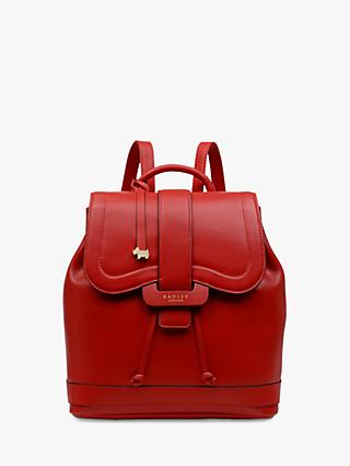 Radley Devonport Mews Leather Backpack
