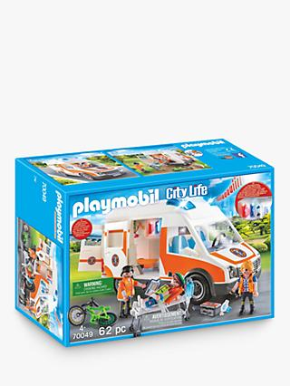 Playmobil City Life 70049 Ambulance