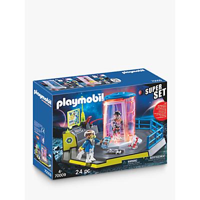 Playmobil Super Set 70009 Galaxy Police Rangers