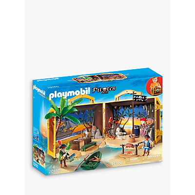Playmobil Pirates 70150 Takeaway Pirate Island