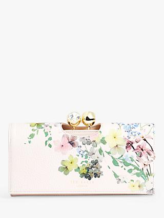 Ted Baker Queenie Leather Bobble Matinee Purse